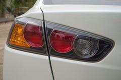 Illuminazione del back end Fotografia Stock