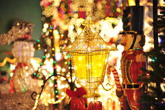 Illuminazione della decorazione immagine stock libera da diritti