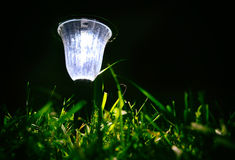 Illuminazione della lanterna Fotografia Stock