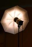 illuminazione dello studio Fotografia Stock Libera da Diritti