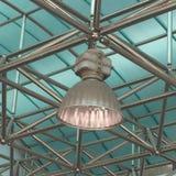 Illuminazione di Highbay Fotografia Stock Libera da Diritti