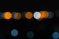 Illuminazione di notte Immagine Stock Libera da Diritti