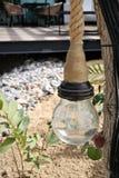 Illuminazione di via originale fotografie stock