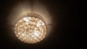 Illuminazione elegante Fotografia Stock