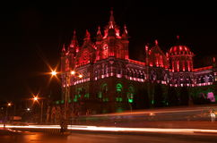 Illuminazione-Vi di celebrazione di festa dell'indipendenza Immagini Stock Libere da Diritti
