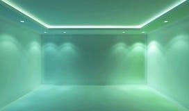 Illumini nella stanza. Immagini Stock Libere da Diritti