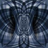 illusion vektor illustrationer