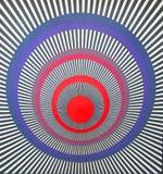 Illusion abstraite Images libres de droits