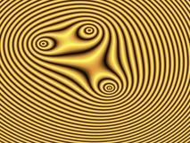 Illusion abstraite Photos stock