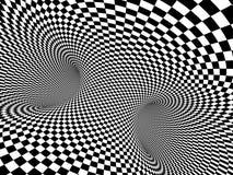 Illusion abstraite illustration stock
