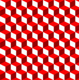 Illusion de configuration Images libres de droits