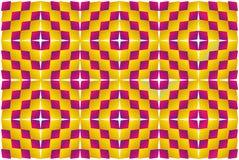 Illusion de mouvement (expansion). Images stock