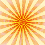 Illusion line diffraction background with rays texture.  Stock Image