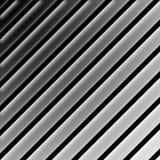 Illusion noire et blanche Photos libres de droits