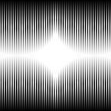 Illusion optique Images stock