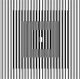 illusion optique Photographie stock libre de droits