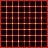 Illusion optique pour la hypnothérapie illustration de vecteur