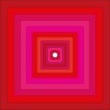 Illusione astratta del tunnel Fotografia Stock Libera da Diritti