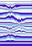 Illusioni ottiche Fotografie Stock Libere da Diritti