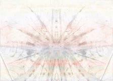 illusionistinkblot Royaltyfria Bilder
