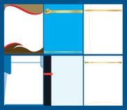 Illustraion μαξιλαριών επικεφαλίδων Στοκ Εικόνες