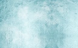 Illustrated frozen ice texture stock footage