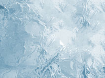 Illustrated frozen ice texture Royalty Free Stock Image