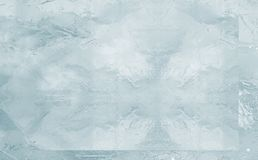 Illustrated frozen ice texture stock video footage