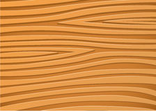 Illustrated texture of wood grain Stock Photos