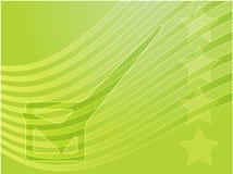 Illustrati di voto di elezione degli S.U.A. illustrazione vettoriale