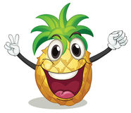 Ananas vector illustratie