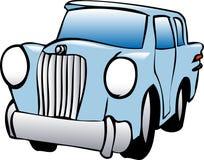 Illustratie van auto Stock Afbeelding