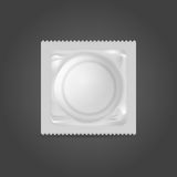 Illustratie van condoom Stock Foto