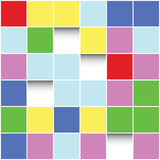 Illustratie van de achtergrond de vectorkunstkleur Stock Afbeelding