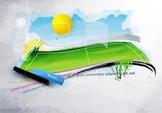 Illustratie van de sport Royalty-vrije Stock Foto