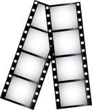Illustratie van filmstrook stock illustratie