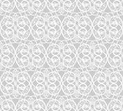 Illustratie van naadloos patroon Royalty-vrije Stock Foto
