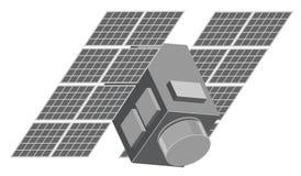 Illustratie van satelliet Royalty-vrije Stock Foto
