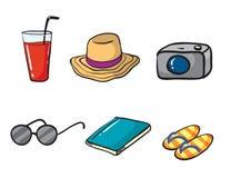 De voorwerpen van de vakantie Stock Fotografie