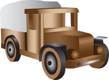 Illustratie van vrachtwagen Stock Illustratie