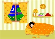 Illustratie voor kinderen Stock Fotografie