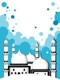Illustratie voor ramadan kareem Stock Foto's