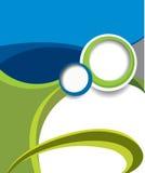 Illustratie voor uw bedrijfspresentaties Royalty-vrije Stock Afbeeldingen