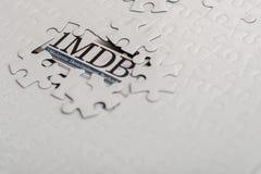 Illustratief hoofdartikel van 1MDB-schandaalconcept stock afbeeldingen