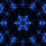 Illustraties psychedelische fractal futuristische geometrische kleurrijk stock foto's