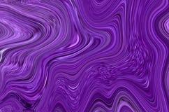 Illustraties van abstractiemagenta gestapelde kleuren, achtergrond stock illustratie