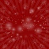 Illustratio вектора предпосылки поздравительной открытки Нового Года/рождества Стоковые Изображения RF