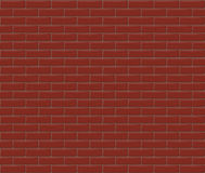 Illustratio de conception de papier peint de bannière de texture de mur de briques bel illustration stock