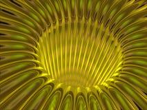 Illustration 3d abstraite Images libres de droits