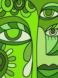 Illustration abstract Stock Photo
